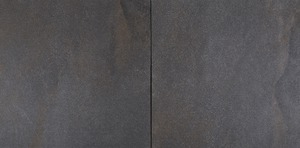 Ceralight Flamed Black/Brown 60 x 60 / 4 cm